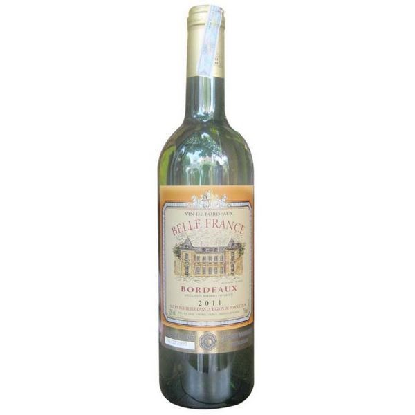 Belle France Bordeaux (Blanc - trắng)