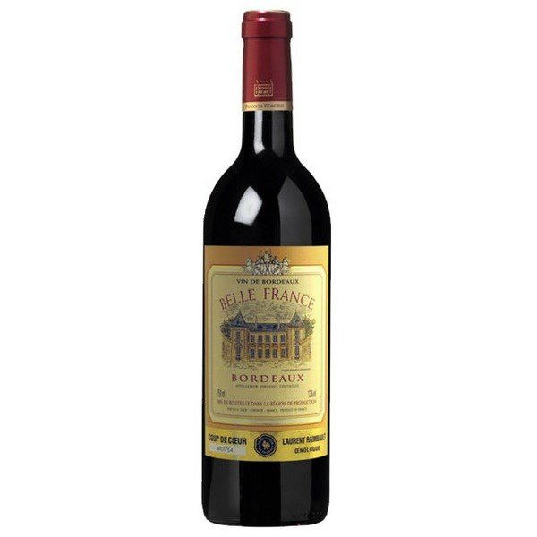 Belle France Bordeaux (Rouge - đỏ)