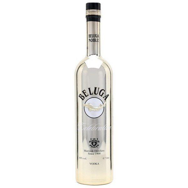 Beluga Noble Celebration 700ml (Bạc) 700 ml