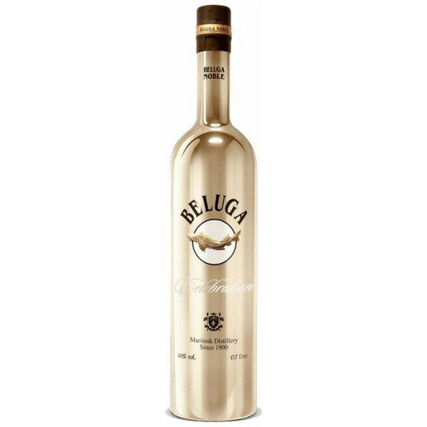 Beluga Noble Celebration 700ml (Vàng)