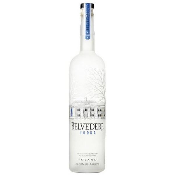 Belvedere Vodka 3000 ml
