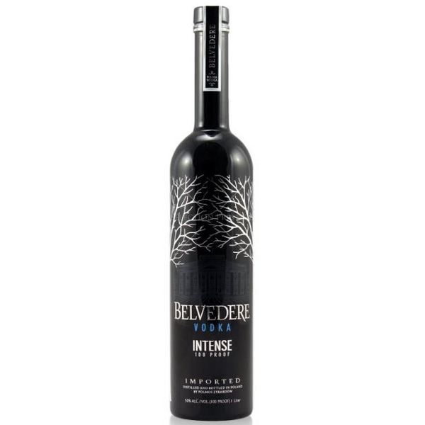 Belvedere Vodka Black
