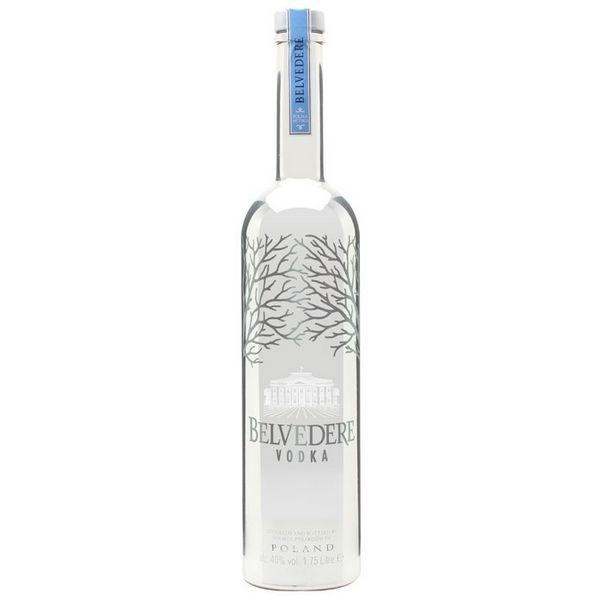 Belvedere Vodka Silver 1750ml