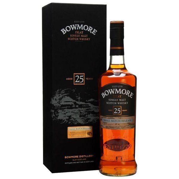 Bowmore 25 Năm 700 ml