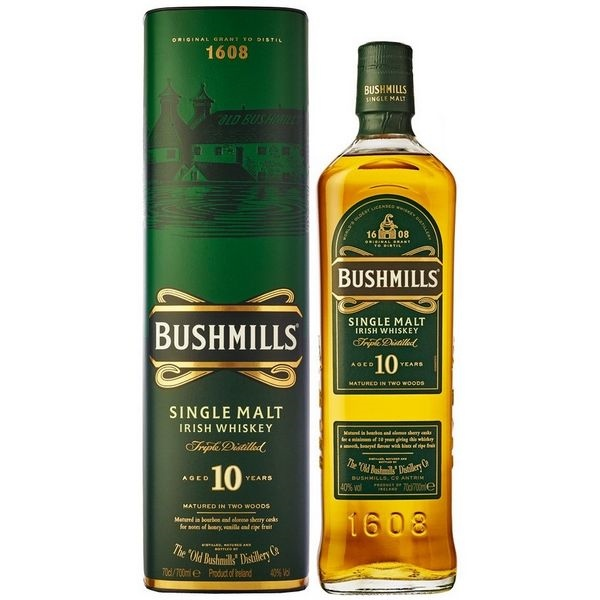 Bushmills 10 Năm