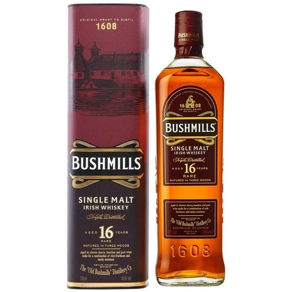 Bushmills 16 năm