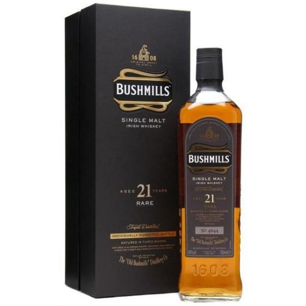 Bushmills 21 Năm