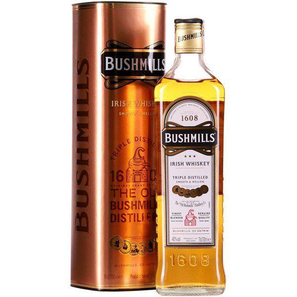 Bushmills Original Irish Whiskey 700 ml