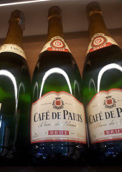 Cafe de Paris Blanc Brut 750 ml