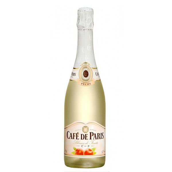 Cafe de paris Peach 75CL (Mùi Đào)