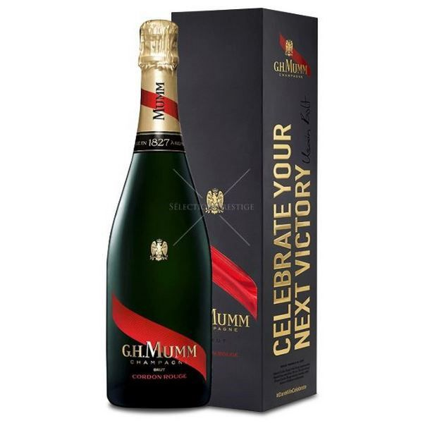 Champagne G.H Mumm