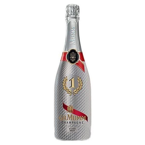 Champagne G.H.Mumm (Bạc)