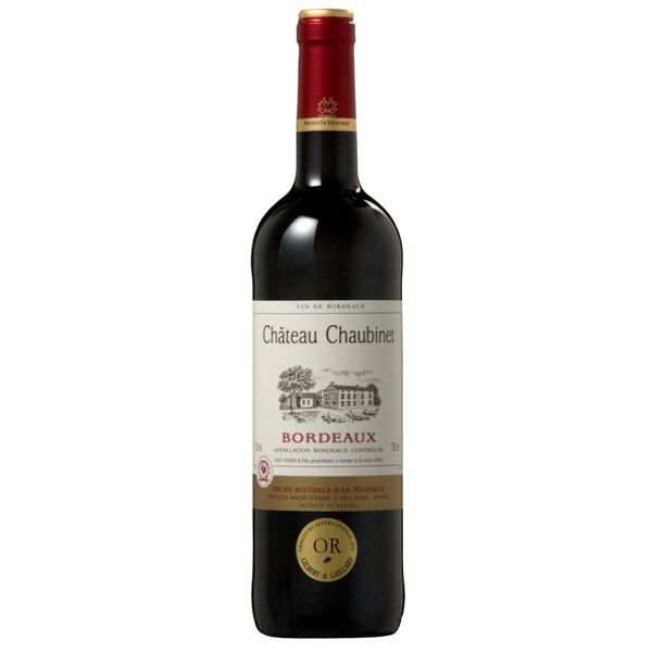 Chateau Chaubinet Bordeaux Rouge