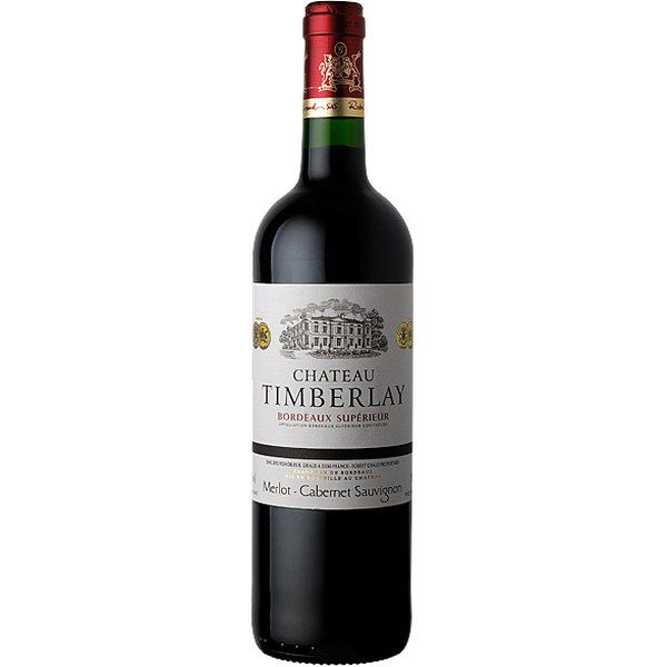 Chateau Timberlay Bordeaux Superieur Rouge 750 ml