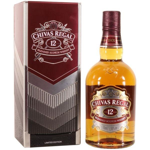 Chivas 12 Năm Vertu Limited Edition