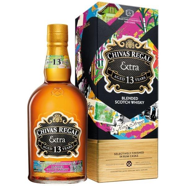 Chivas 13 Extra Rum Casks (Đen)