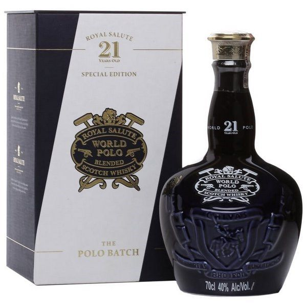 Chivas 21 Năm World Polo Edition 700 ml