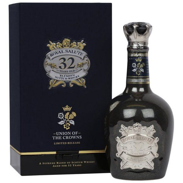 Chivas 32 Union of The Crowns Limited Release 500 ml
