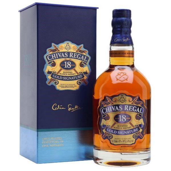 Chivas regal 18 Năm 1750ml 1750 ml