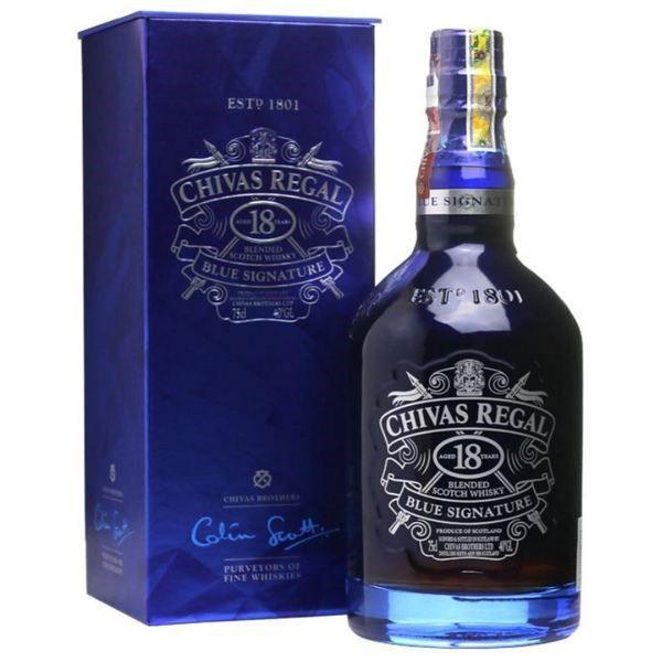 Chivas 18 Năm Blue