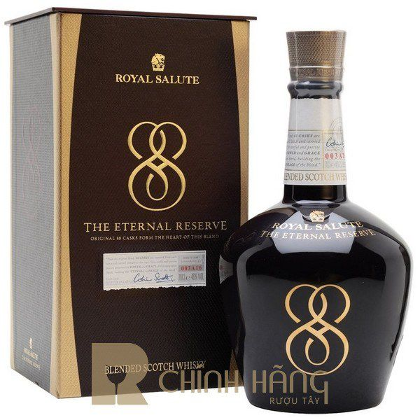 Chivas Royal Salute The Eternal Reserve - Chivas 88