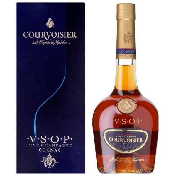 Courvoisier VSOP (Mẫu Cũ)