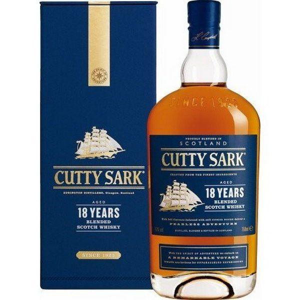 Cutty Sark 18y
