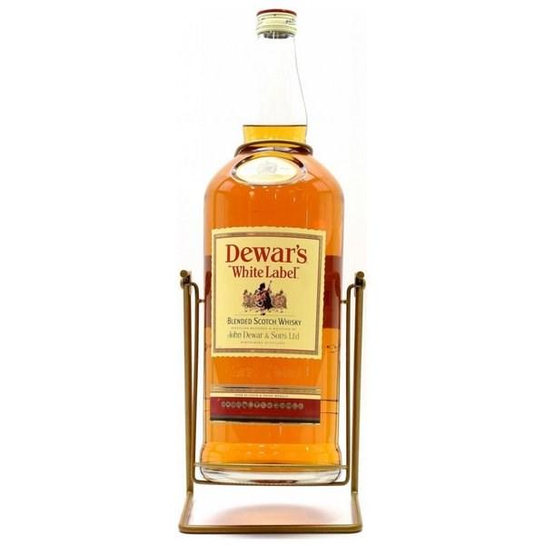 Dewar's White Label 4.5L 4500 ml