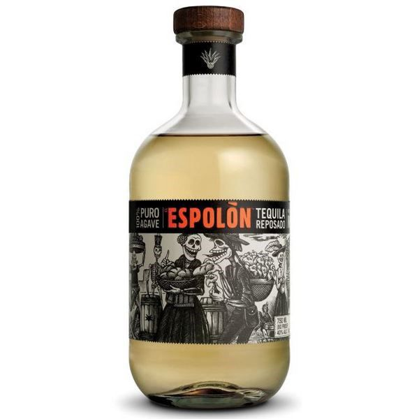 Espolon Tequila Reposado 750 ml