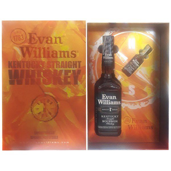 Evan Williams Tết 2020