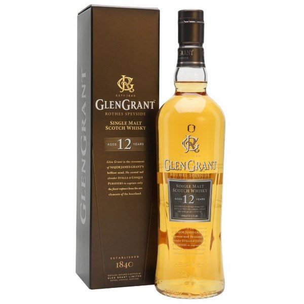 Glen Grant 12 Năm