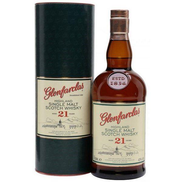 Glenfarclas 21 Năm