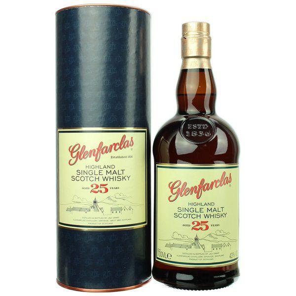 Glenfarclas 25 Năm