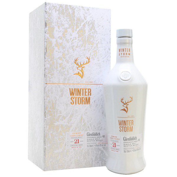 Glenfiddich Experimental Series 03 Winter Storm