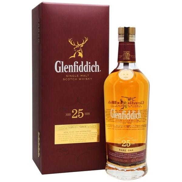 Glenfiddich 25 Năm