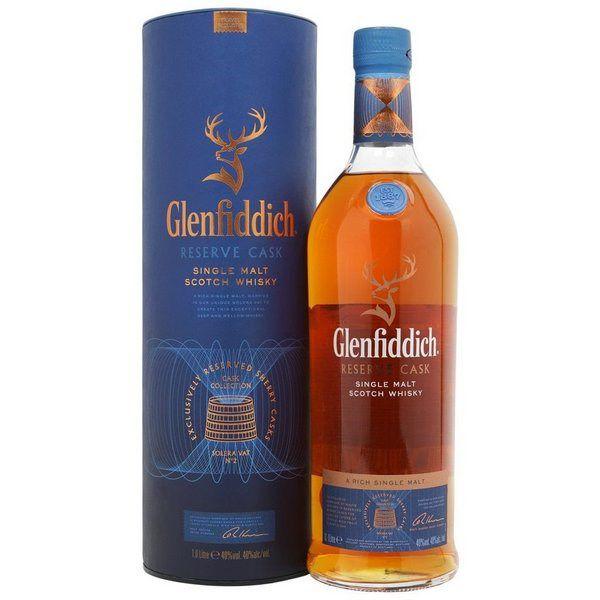 Rượu Glenfiddich Reserva Cask