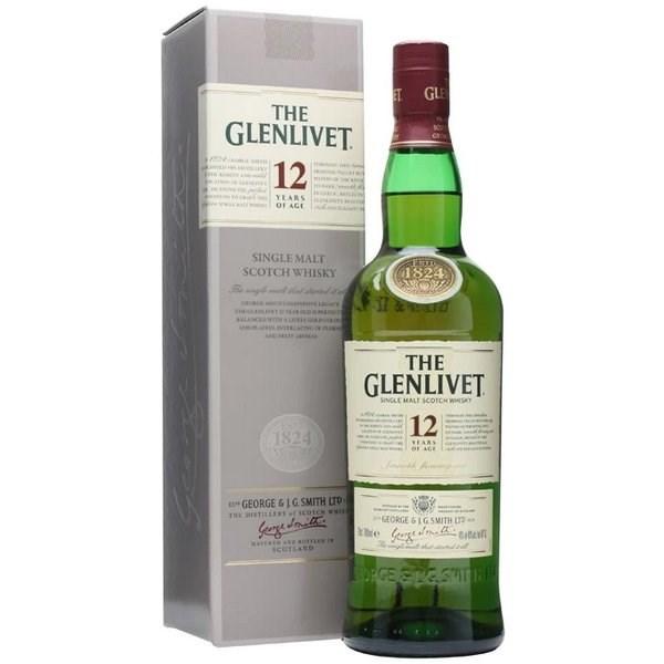 Glenlivet 12 Năm