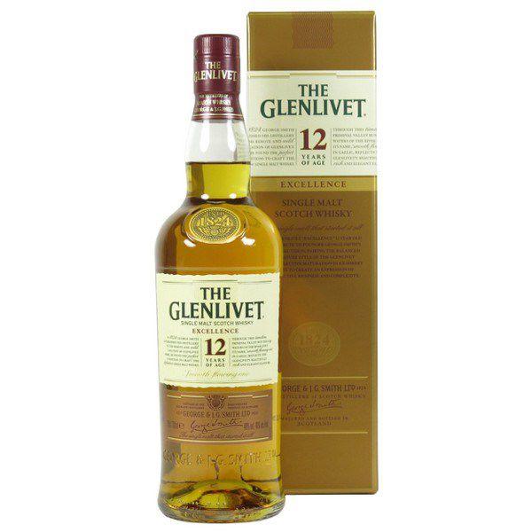 Glenlivet 12 Năm Excellence