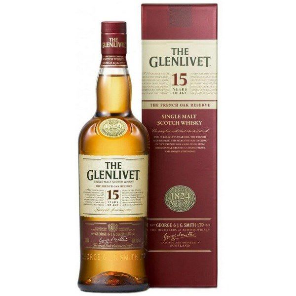 Glenlivet 15 Năm