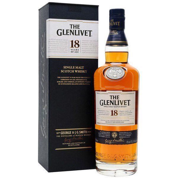 Glenlivet 18 Năm 1L