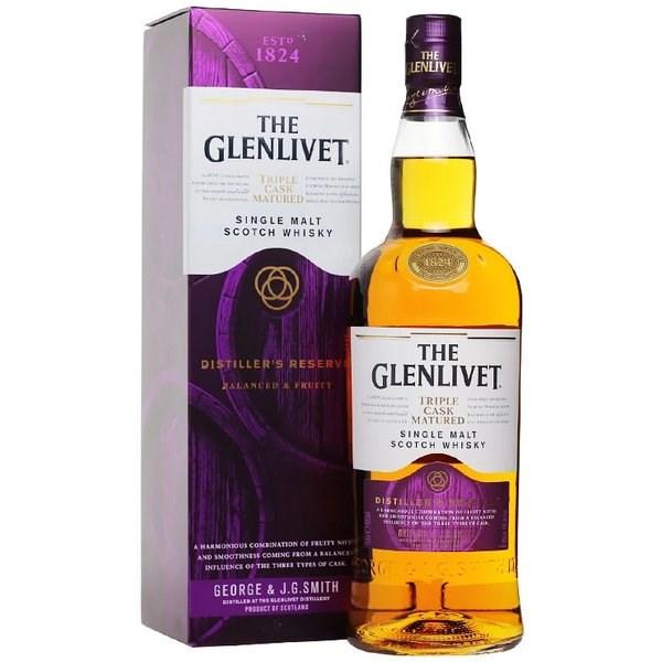 Glenlivet Triple Cask Matured - Distiller's Reserva