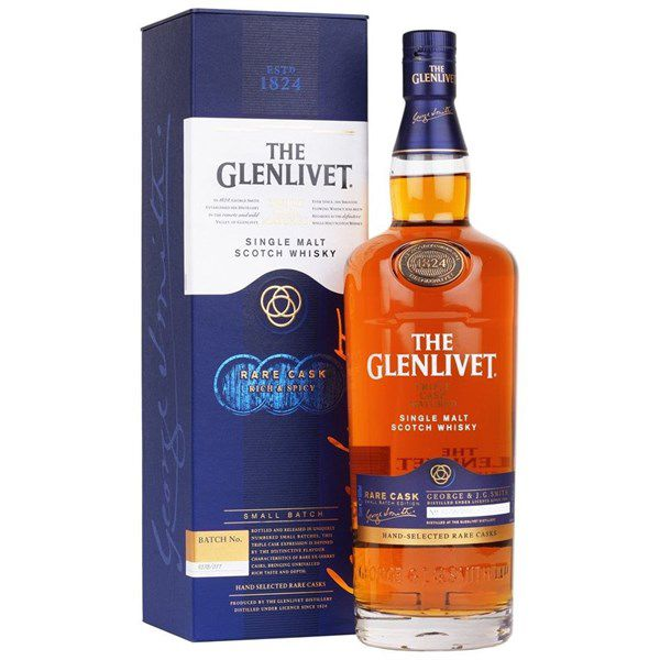 Glenlivet Triple Cask Matured - Rare Cask
