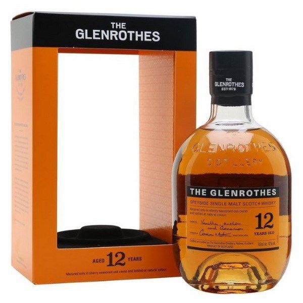 Glenrothes 12 Năm