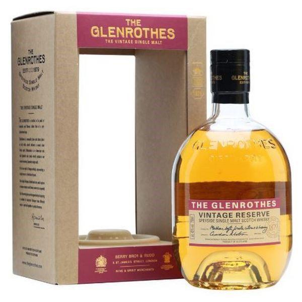 Glenrothes Vintage Reserve 700 ml