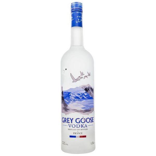 Grey goose vodka 1500 ml
