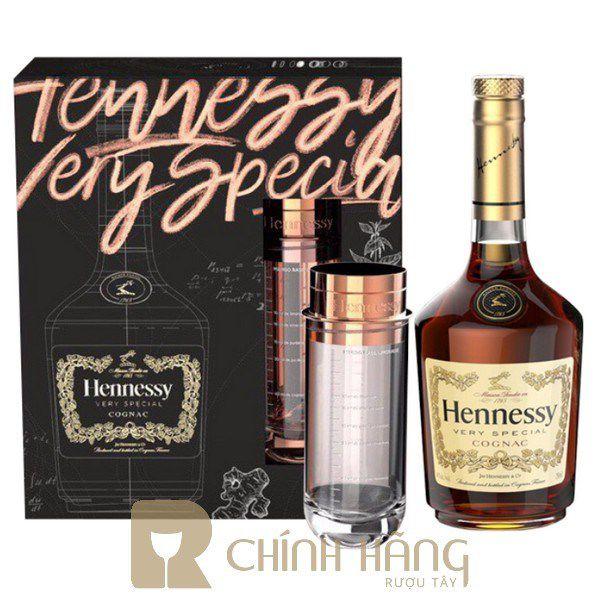 Hennessy VS Bông - Hộp Quà Tết 2020
