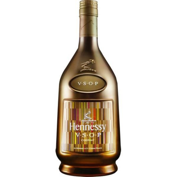 Hennessy Vsop PC5 Deluxe Box C2 (vàng) 3000 ml
