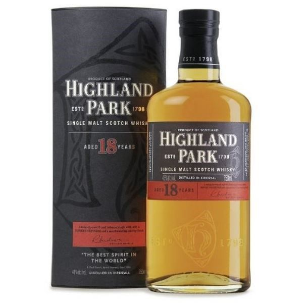 Highland Park 18 Năm 700 ml