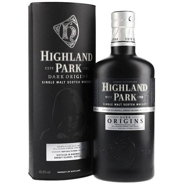 Highland Park Dark Origins 700 ml