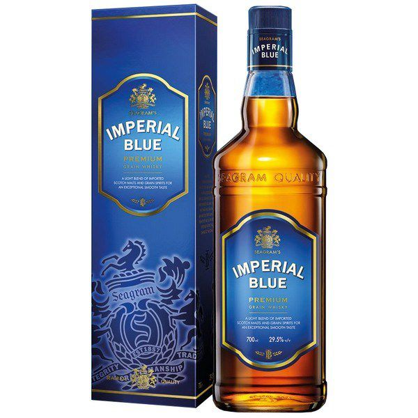 Imperial Blue (có hộp)